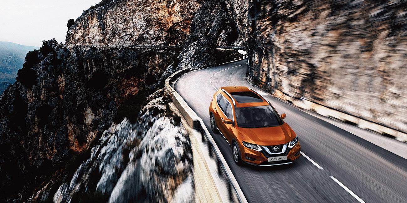 Nissan X-Trail disponible � partir de 269�/mois sans condition et 3 ans d'entretien inclus