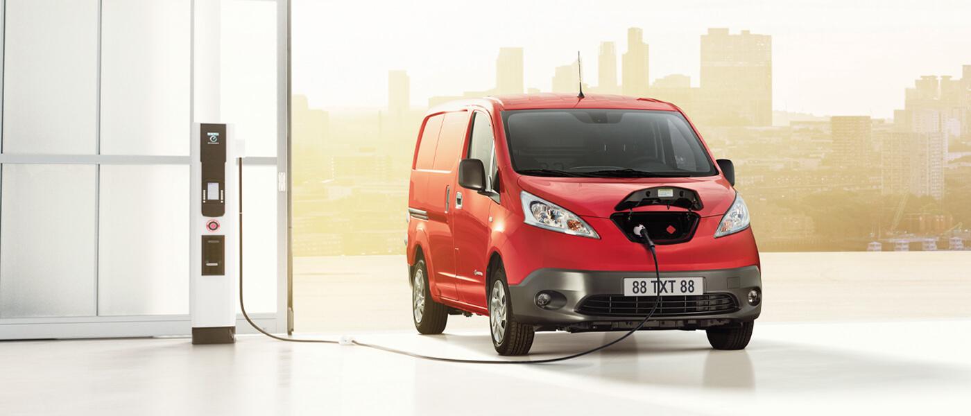 Offre entreprise : le Nissan e-NV200 Fourgon � partir de 22 900 � HT !