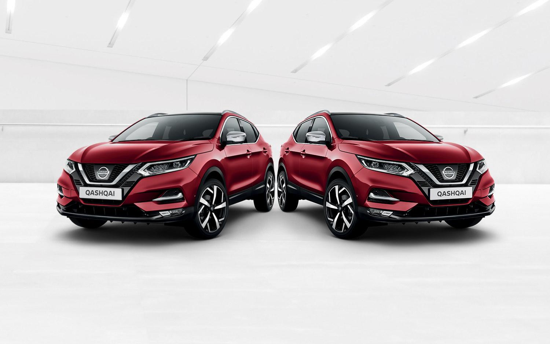 Nissan QASHQAI Essence ou Diesel, Chez nous c'est pareil !