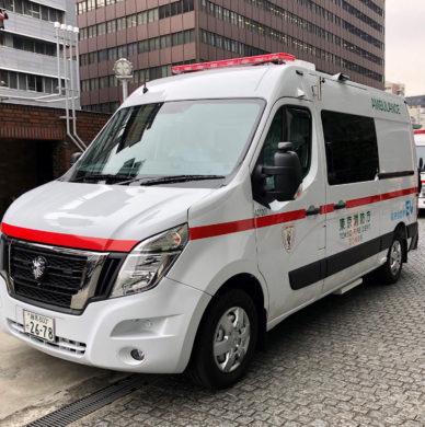 tokyo-une-ambulance-nissan-nv400-100-electrique