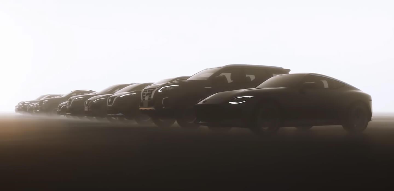 Le plan Nissan Next promet 12 nouveaux mod�les !