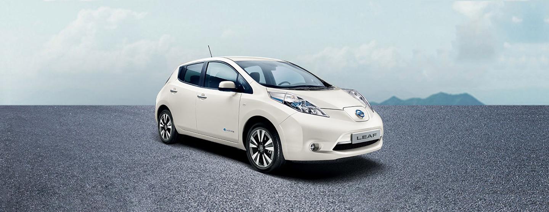 Roulez 100% �lectrique, votre Nissan LEAF d'occasion � 199�/mois, sans condition